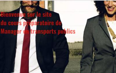 Transports publics – formation à la stratégie et à l'organisation